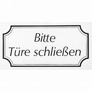 Bitte Türe Schließen : textschilder zur raumkennzeichnung bitte t re schlie en ~ Orissabook.com Haus und Dekorationen