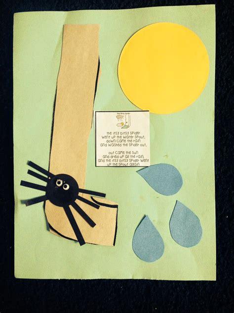 preschool wonders nursery rhymes and a freebie 521 | spider%2B5