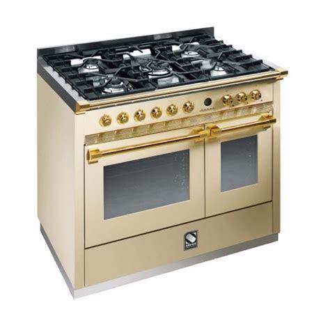 fabricant cuisine belge cuisinière ascot 100x60cm combi vapeur porte vitrée steel cuisinière