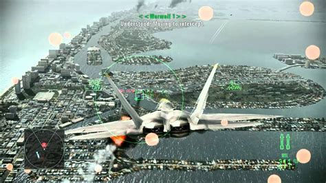 Ace Combat Assault Horizon :: (Mission 1) Nightmare :: (HD