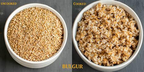 what is bulgur peanut butter bulgur waffles