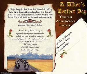 qty 50 motorcycle biker wedding invitations harley fire flames With free printable motorcycle wedding invitations