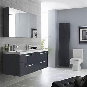 Badezimmer Fliesen Ideen Grau : inneneinrichtung ideen trendfarbe grau f r das innendesign ~ Markanthonyermac.com Haus und Dekorationen