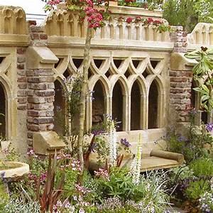 Obstkisten Deko Garten : antike deko garten ruine newcastle cloister ~ Michelbontemps.com Haus und Dekorationen