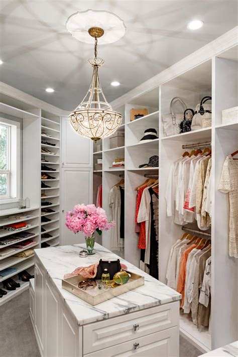 Closet In by Glam Closets From Disaster To Designer Greyhunt Interiors