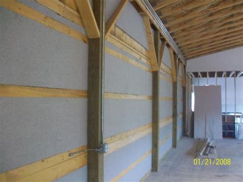pole barn insulation ideas   Pole barns   Pinterest   Pole