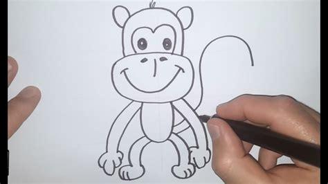macaco como desenhar um macaco ador 225 vel desenho infantil 63