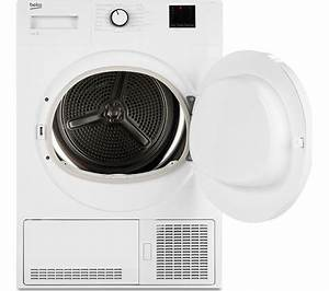 Beko Dtbc9001w 9 Kg Condenser Tumble Dryer