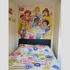Disney Princess Wall Mural From 1wall  Et Speaks From Home