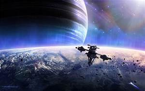 Space Station Wallpapers - Wallpaper Cave