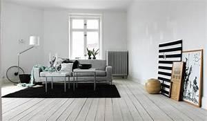 idee de peinture pour salon noir et blanc ciabizcom With les couleurs grises 7 30 inspirations deco pour votre salon blog deco mydecolab