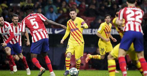 FC Barcelona vs. Atletico Madrid | Die offiziellen ...
