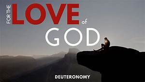 For The Love of God – North Coast Church