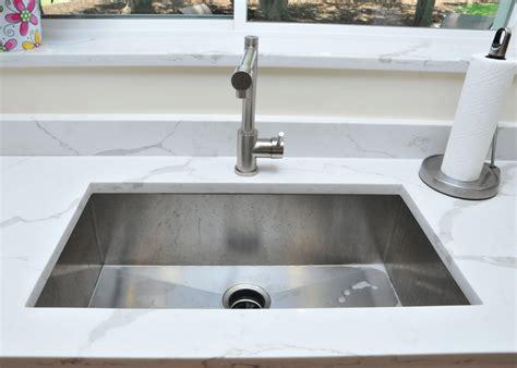 bianco oro terrastone quartz kitchen   details