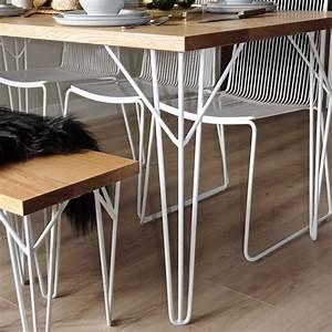 Hairpin Legs Baumarkt : stand hairpin legs set of 4 ico traders ~ Michelbontemps.com Haus und Dekorationen