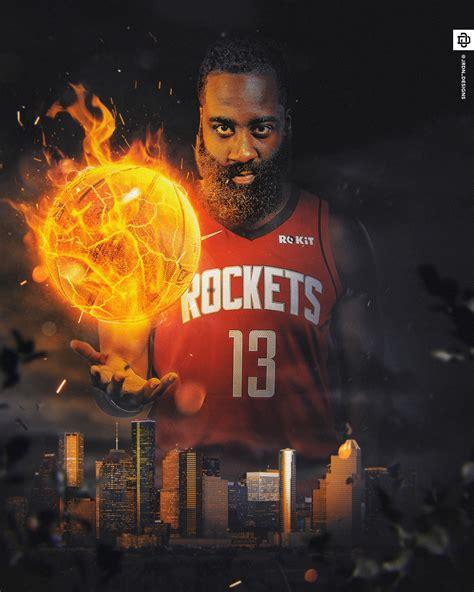 James Harden   NBA 2019-2020 on Behance in 2020   James ...