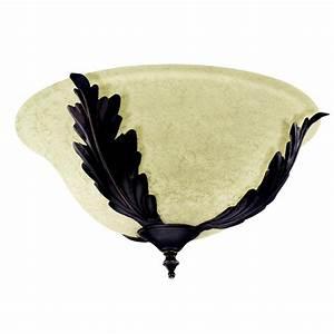 Hunter light new bronze ceiling fan kit with