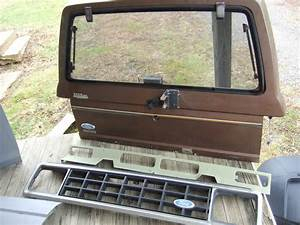 1985 Ford Bronco Ii Base Sport Utility 2  83