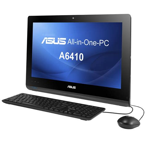 pc de bureau i3 asus all in one pc a6410 bc046t pc de bureau asus sur ldlc