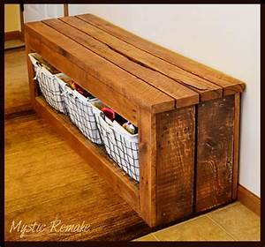 17 Best ideas about Storage Benches on Pinterest Entry