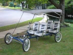 Rhoades Car 4 Wheel Bicycle