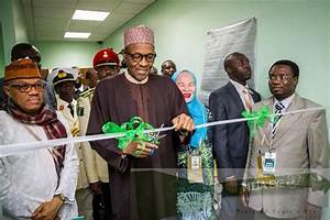 President Buhari commissions Nigeria Immigration Center in ...