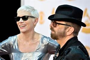 Annie Lennox David A Stewart GRAMMY Salute To The Beatles On 1272014