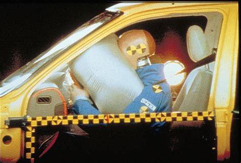 closer   nader nhtsa airbags legal reader
