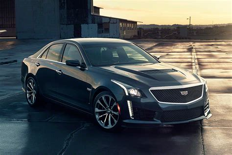 track honed bhp cadillac cts   rival bmw  auto
