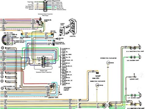 1971 Chevy Starter Wiring Diagram 1971 chevelle starter wiring diagram wiring forums