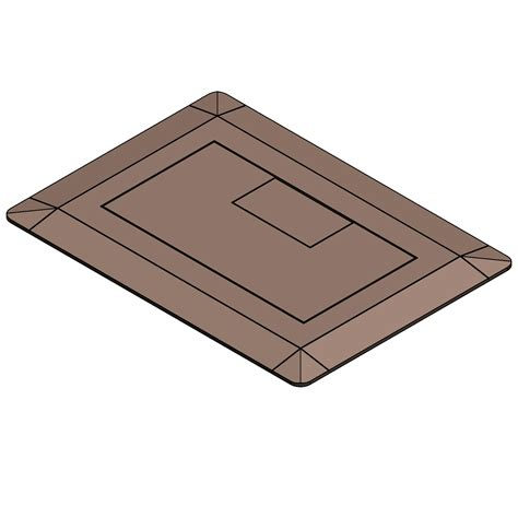 carlon floor box trim product listing for floor box cover