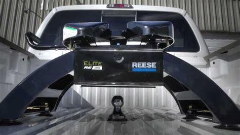 reese pre assembled  elite  wheel hitch youtube