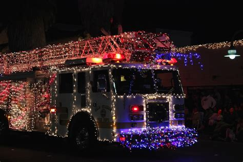 palm springs 22nd annual festival of lights parade
