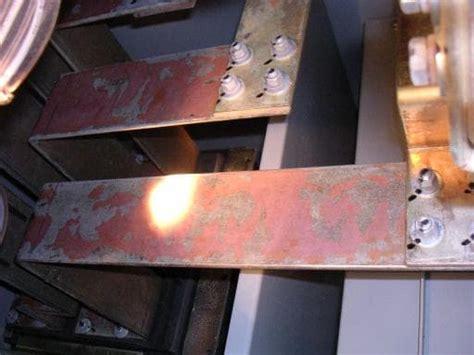 silver flashing  tin plating  switchgear bus bar