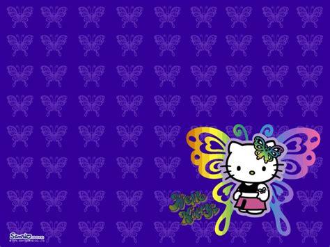 Free Purple Hello Kitty Wallpapers Hd « Long Wallpapers