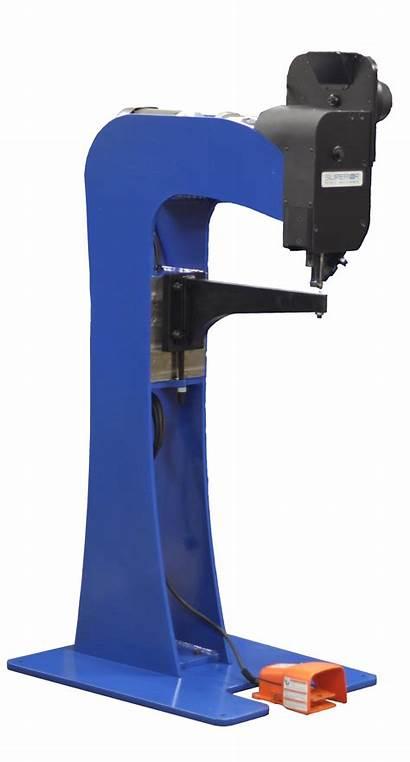 Rivet Riveting Machines Superior Machine Impact Automated