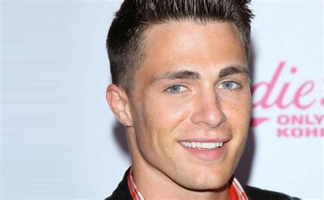 Did The Rock Come Out Of The Closet by Did Colton Haynes Just Come Out Of The Closet
