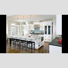 Beautiful White Kitchen Designs Ideas  Youtube