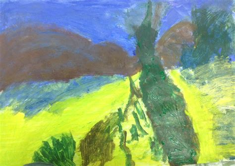 Unique Art Class Brings Color To Lives Of The Visually