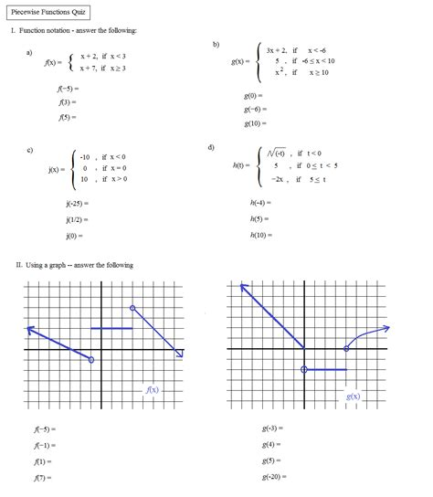 math plane piecewise functions f notation