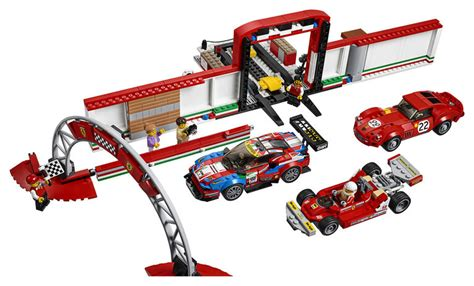 Below you can view and download the pdf building instructions for free. LEGO Speed Champions Ferrari Ultimate Garage 75889 | Toys R Us Canada