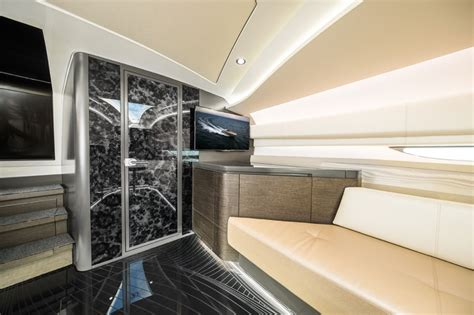 lexus  yacht prototype  worth freaking   sharp magazine