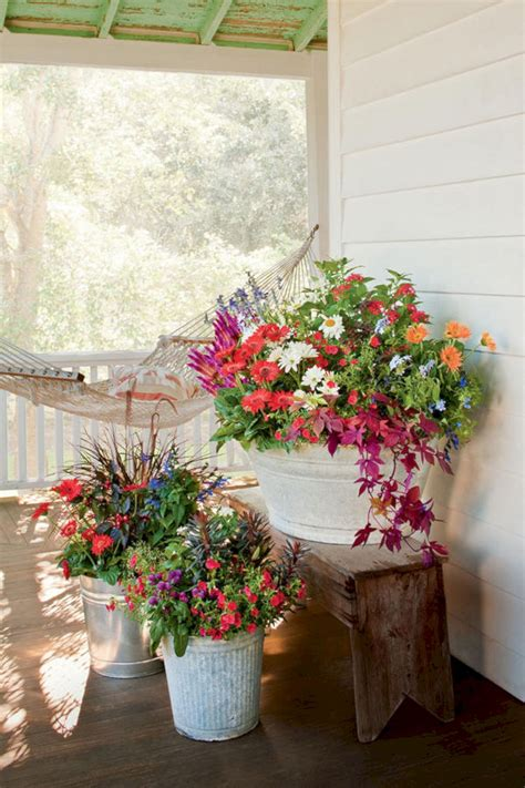 planter ideas for front of house front porch flower planter ideas 42 front porch flower planter ideas 42 design ideas and photos