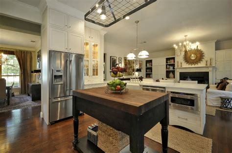 kitchen island black s white kitchen with black island 2 hooked on houses 1842