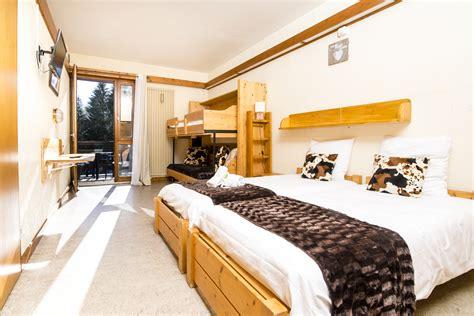 chambre hotel disney les balcons du mont blanc vacances en à la