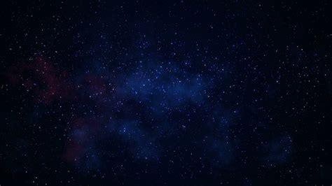 slowly blinking stars galaxy  space seamless loop
