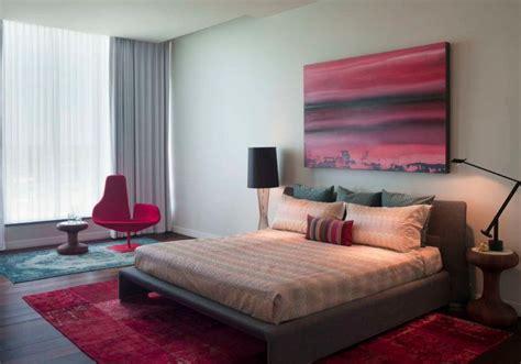 chambre couleur bordeaux couleur chambre à coucher 35 photos pour se faire une idée