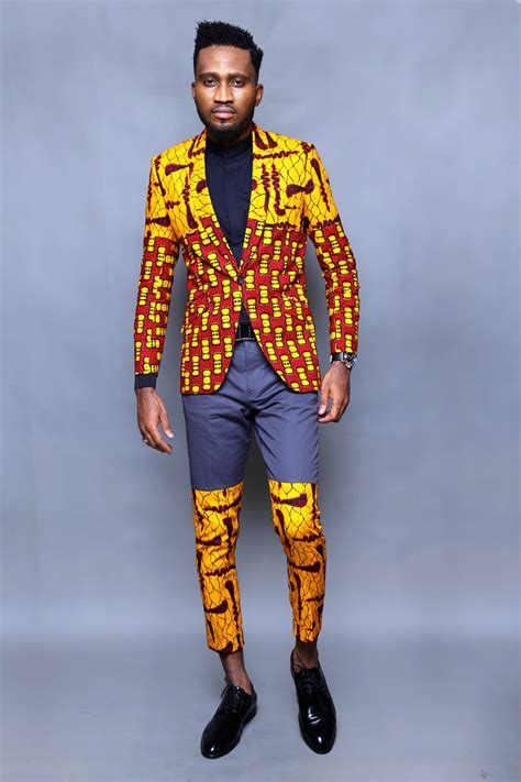 Ankara Style For Men 10 Modern Designs For The Style