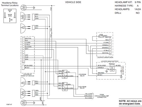 Fisher Plow Wiring Schematic by Fisher Plow 3 Port Isolation Module Wiring Diagram
