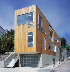 Narrow Homes Narrow Home Designs Slim And Eco Friendly In San Francisco Modern House Designs